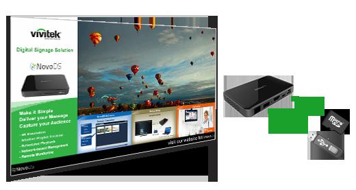 NovoDS Plug-N-Play