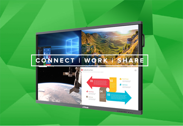 CONNECT | WORK | SHARE